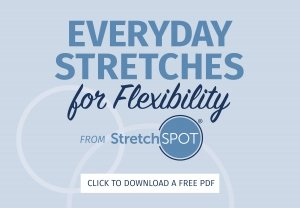 Everyday stretches for flexibility button